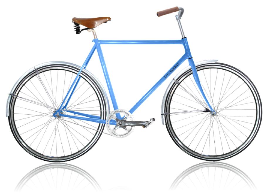 Recykel Herrecykel Classisc blå