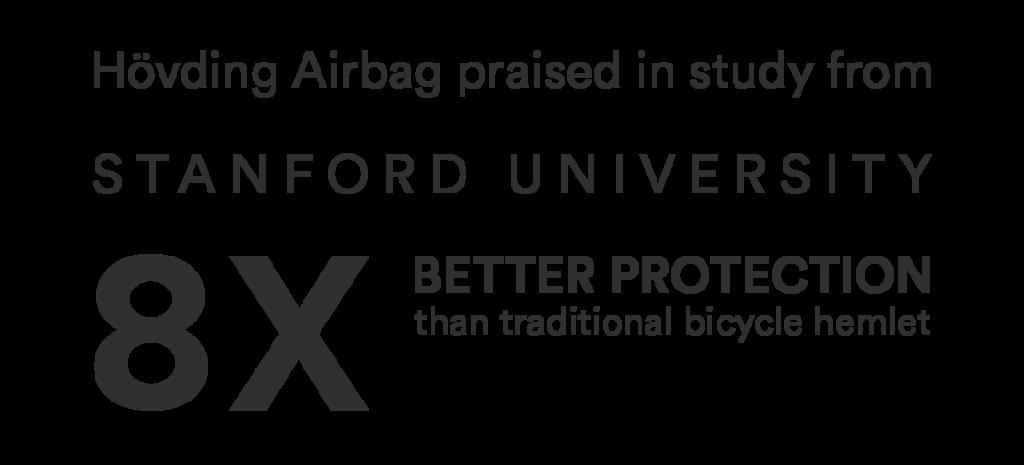 STANFORD Hövding Airbag