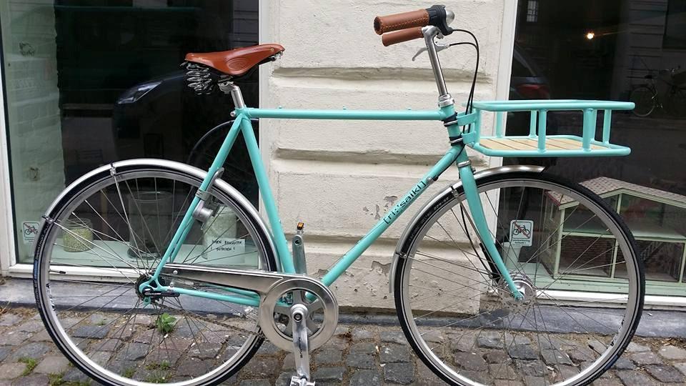 Specialbygget cykler